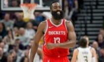 Džeimss Hārdens Rockets NBA Sportazinas.com