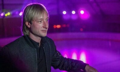 Евгений Плющенко, Sportazinas.com
