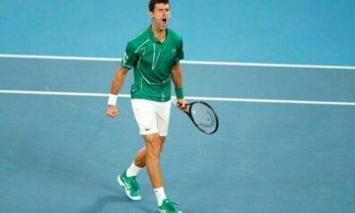 Новак Джокович, www.sportazinas.com
