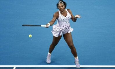 Серена Уильямс, www.sportazinas.com